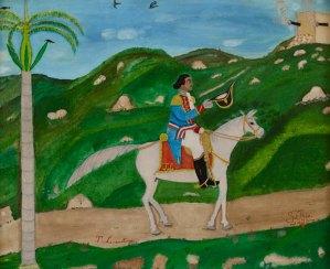 Séneque Obin's Toussaint Louverture