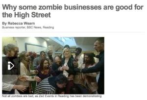 BBC Zombie Mall