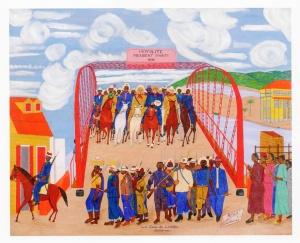 Philome Obin's  1954 Philome Obin Les Cacos de Leconte (The Cacos Rebels of Leconte)(1954)