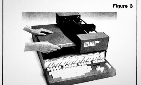 GSP Vinyl Letter Plotter