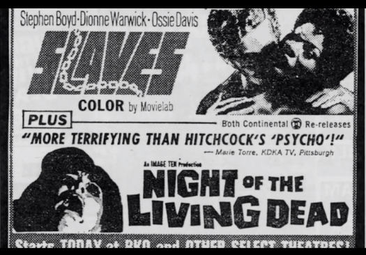 Slaves:Night of the Living Dead