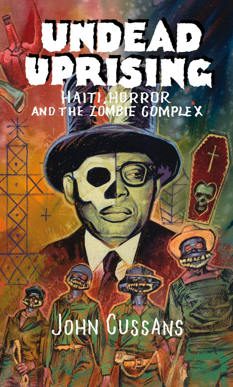Cover of Undead Uprising