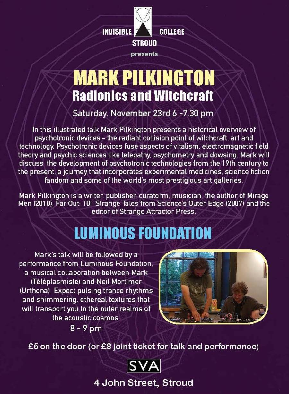 Mark Pilkington Final